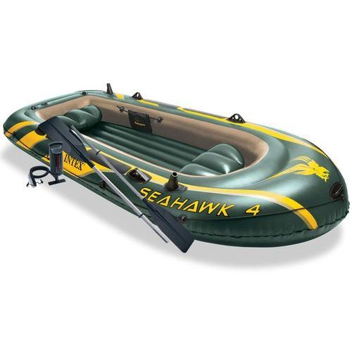 Intex Seahawk ponton z wiosłami + pompka 68351NP