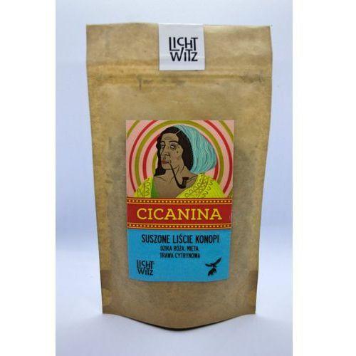 Licht Witz CICANINA herbata z konopi z miętą, dziką różą i trawą cytrynową 30g
