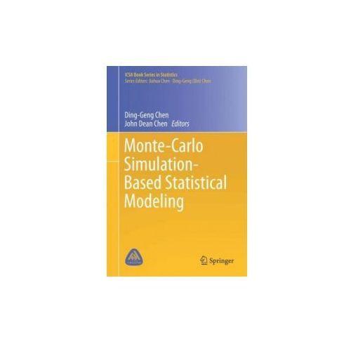 Monte-Carlo Simulation-Based Statistical Modeling (9789811033063)