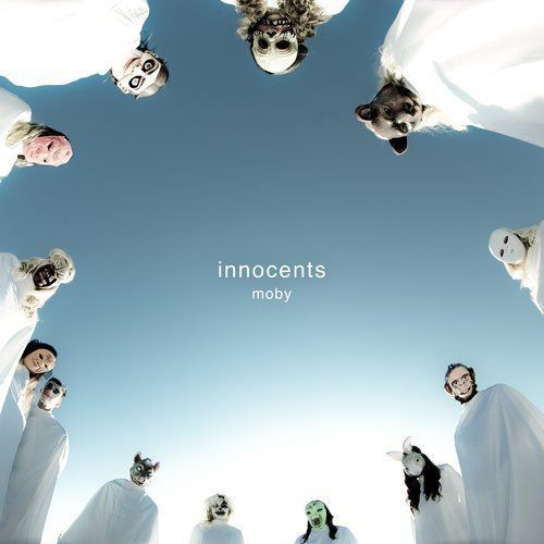 Parlophone music poland Innocents(deluxe version) - moby (płyta cd) (5060236631749)