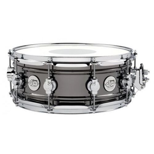 snaredrum design black brass 14 x 6,5″ marki Drum workshop