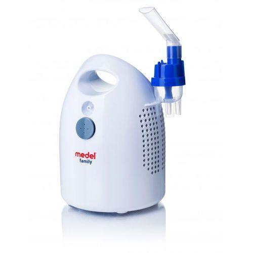 Medel Inhalator nowy family - cichy i szybki - - 1 szt. (8025081924597)