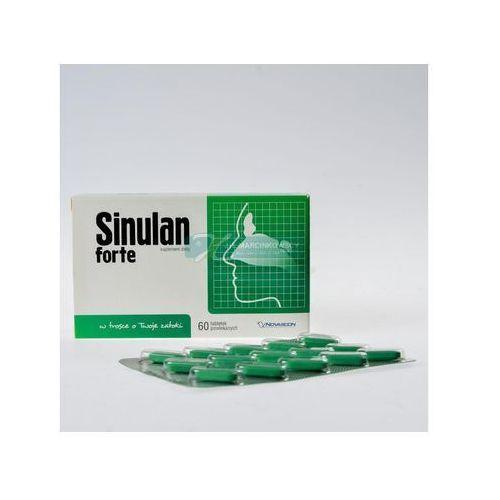 SINULAN FORTE 60 tabletek (lek na katar)