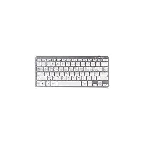 Speed-Link Klawiatura Bluetooth HTC Libera Nexus 9, PL, Srebrny/Biały