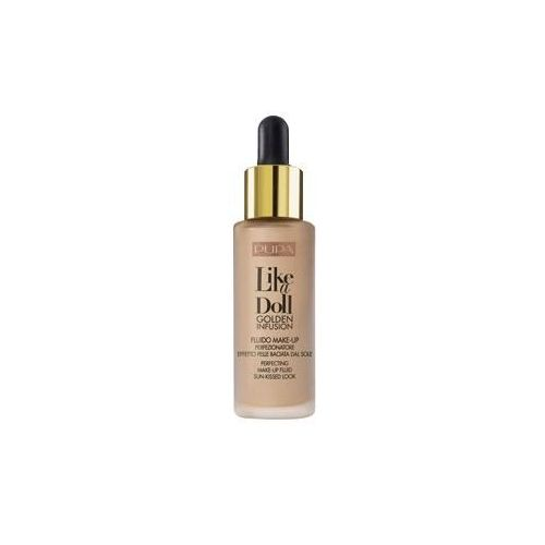 Pupa like a doll golden infusion 001 fluid brązujący 30ml [w]