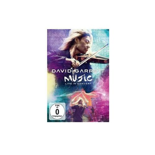 Universal music Music, live in concert, 1 dvd