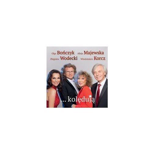 CD Kolędują Bończyk, Majewska,Wodecki,Korcz. Darmowy odbiór w niemal 100 księgarniach!