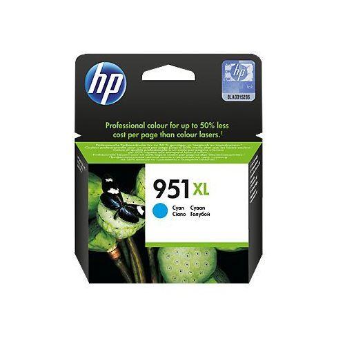 HP 951XL oryginalny wkład atramentowy błękitny XL(CN046AE) OFFICEJET PRO 8615 8610 8620 8630