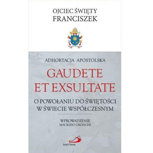 Adhortacja Apostolska Gaudete et exsultate