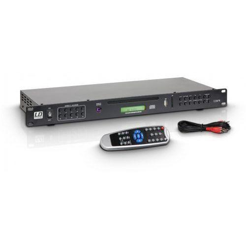 LD Systems CDMP-1 odtwarzacz CD/MP3/USB (19″)