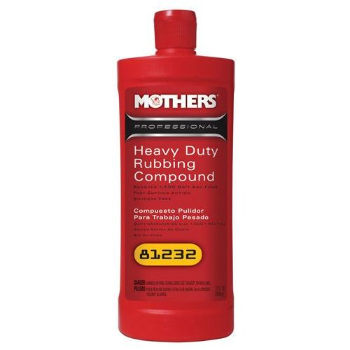 Professional Heavy Duty Rubbing Compound, produkt marki Mothers