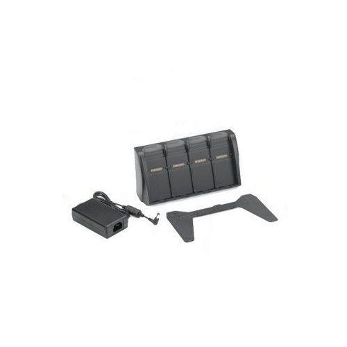 4-portowa ładowarka baterii z zasilaczem i zestawem montażowym do terminala Motorola/Zebra MC9590-K