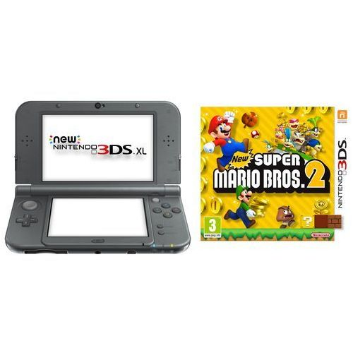 New 3DS konsola producenta Nintendo