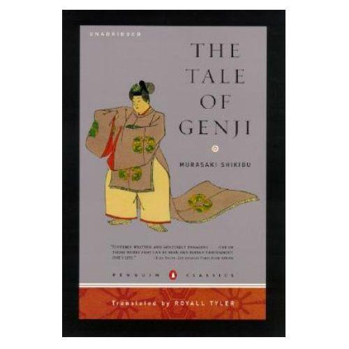 The Tale of Genji: (Penguin Classics Deluxe Edition) (1216 str.)