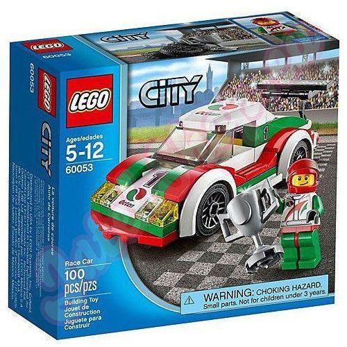 City Samochód Wyścigowy 60053, marki Lego do zakupu w Jedyny Sklep