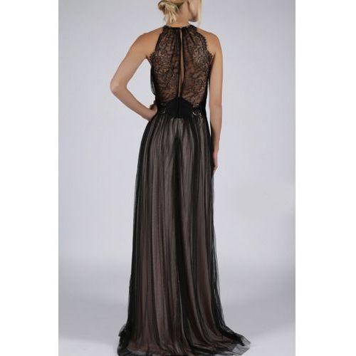 Soky soka sukienka czarny 60002-2, Soky&soka