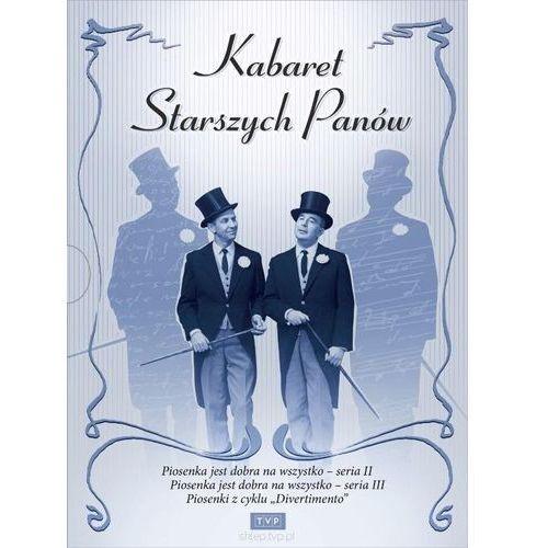 Telewizja polska s.a. Kabaret starszych panów cz. 4 dvd (5902600064183)