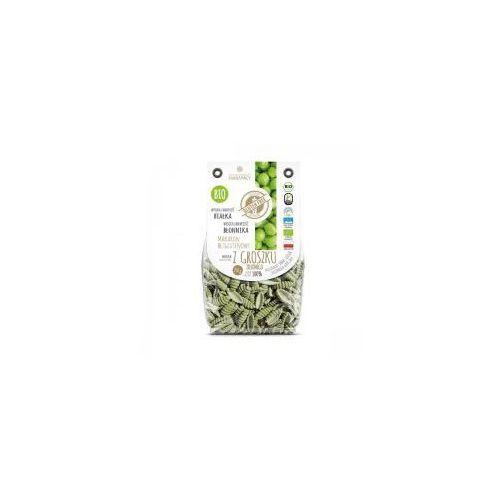 Makaron (z groszku zielonego) muszla gnocchi sardi bezglutenowy BIO 250g