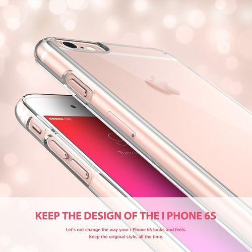 Rearth Ringke Slim Black | Obudowa + folia ochronna dla modelu Apple iPhone 6 Plus / 6S Plus - Black (8809452170574)