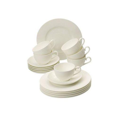 royal 18el - zestaw kawowy/ śniadaniowy, porcelana, serwis marki Villeroy&boch