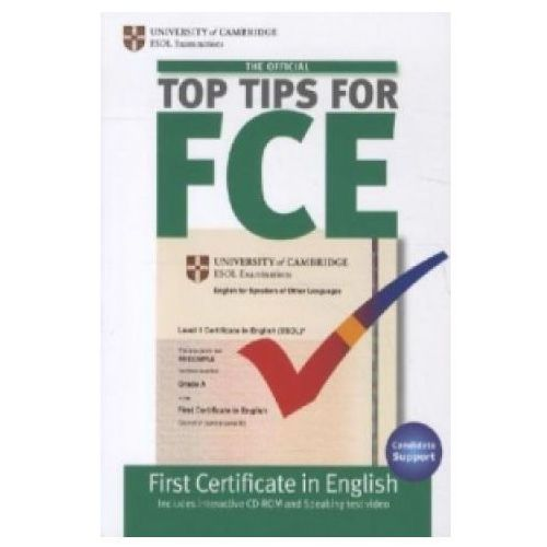 The Official Top Tips for FCE, w. CD-ROM