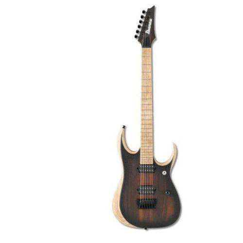 rgdix6 mrw cbf charcoal brown burst flat gitara elektryczna marki Ibanez