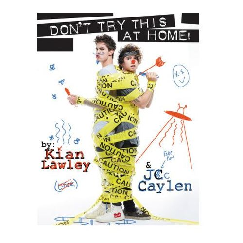 Kian and Jc: Don't Try This at Home