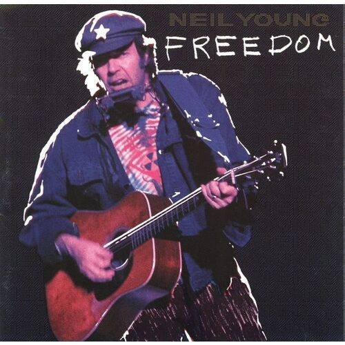 FREEDOM - Neil&the Restless Young (Płyta CD) (0075992589925)