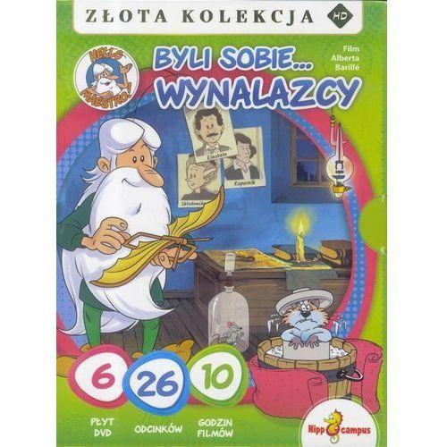 Byli sobie wynalazcy DVD Złota kolekcja (Płyta DVD), 88914103006DV (8573543)