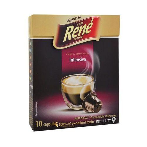 Rene Intesiva Nespresso 10 kapsułek, 1525