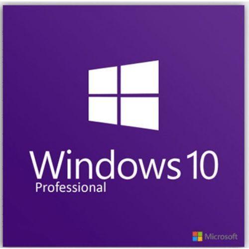Windows 10 professional/pl/nowy klucz elektroniczny vl/szybka wysyłka/f-vat 23% marki Microsoft