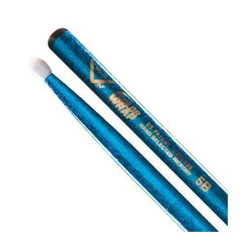 color wrap 5b blue sparkle nylon marki Vater