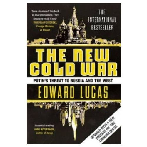 The New Cold War (9781408859285)