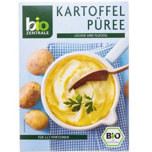 Puree ziemniaczane b/g 160g - bio zentrale eko marki 111bio zentrale