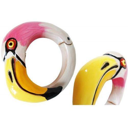 Mosiężna bransoletka br k9 - flamingo bracelet marki Pasotti