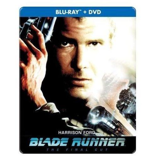Ridley scott Łowca androidów: ostateczna wersja reżyserska (bd+dvd) steelbook (płyta bluray) (7321909224384)