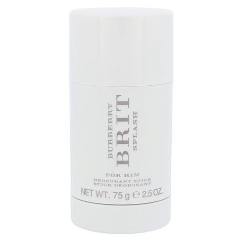 brit splash 75 g dezodorant w sztyfcie marki Burberry