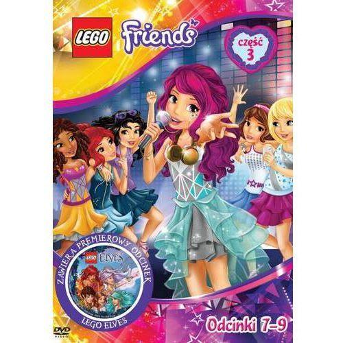 Galapagos Lego friends. część 3 (odcinki 7-9) (dvd) (7321997610458)