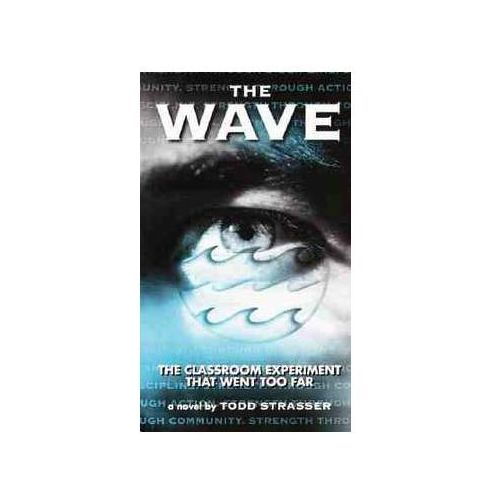The Wave. Die Welle, englische Ausgabe, Strasser Todd