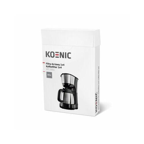 Kfc-0001 filtry do kawy marki Koenic