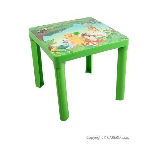 Dziecięcy plastikowy stolik