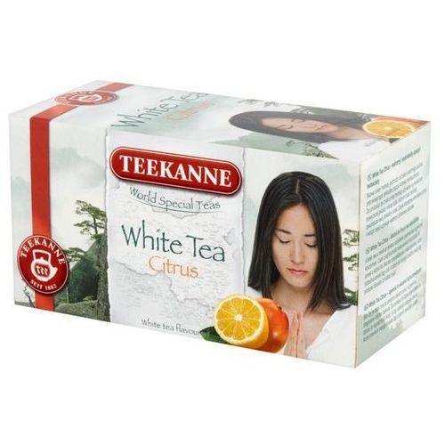 20x1,25g world special teas cytryna i mango herbata biała marki Teekanne