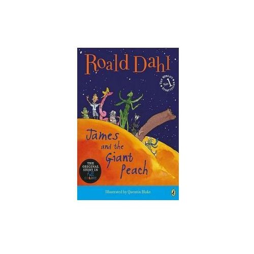 James and the Giant Peach (9780142418239)
