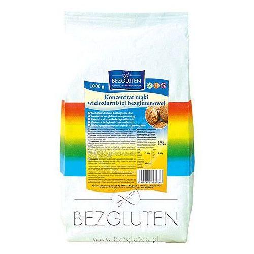Bezgluten Koncentrat mąki wieloziarnistej /razowej/ owy 500g