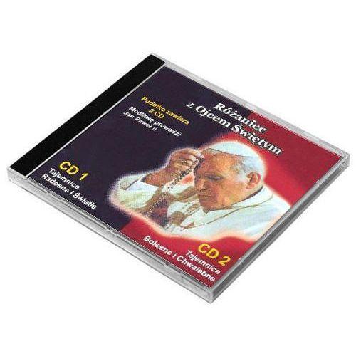 Różaniec z ojcem świętym janem pawłem ii - dwie płyty cd marki Jan paweł ii św. / karol wojtyła