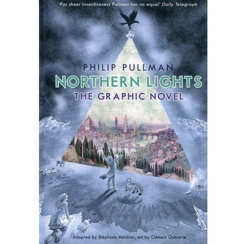Northern Lights The Graphic Novel - Philip Pullman DARMOWA DOSTAWA KIOSK RUCHU, Penguin Books