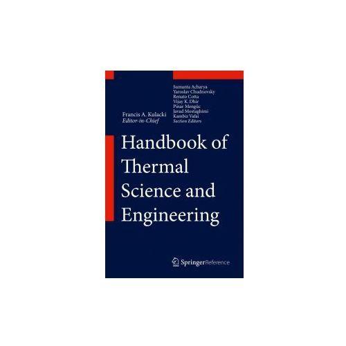 Handbook of Thermal Science and Engineering, 4 Teile