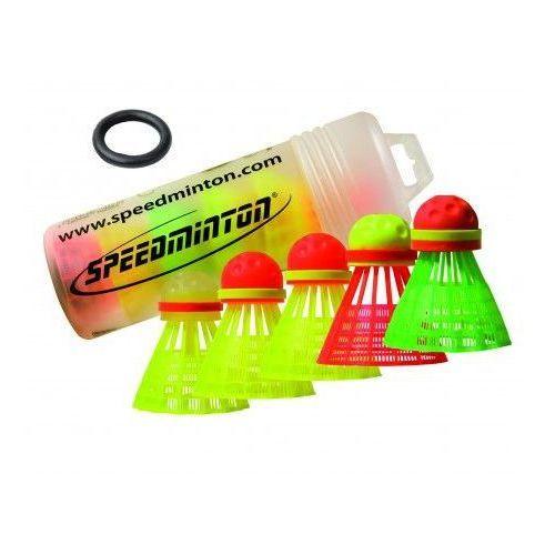 Speedminton Lotki do speed badmintona mixpack 5szt (4260030782062)
