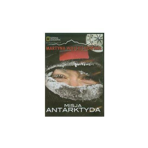 Misja Antarktyda. Darmowy odbiór w niemal 100 księgarniach!