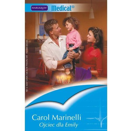 Ojciec dla Emily - Carol Marinelli, Harlequin